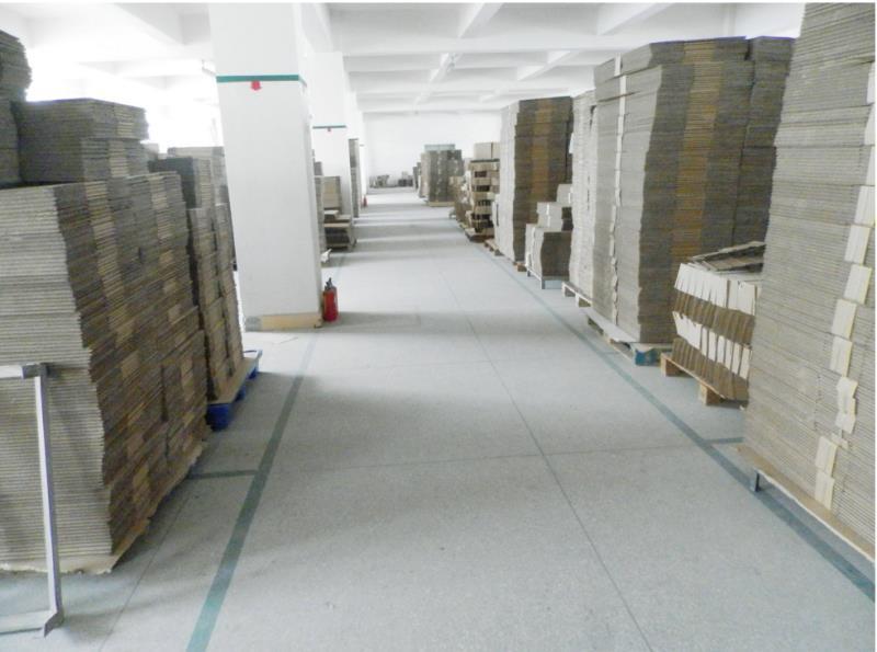 广州纸箱厂房实景